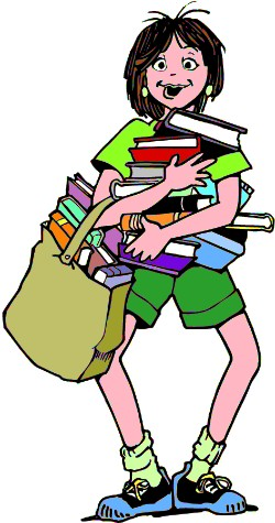 Carrying Books 2